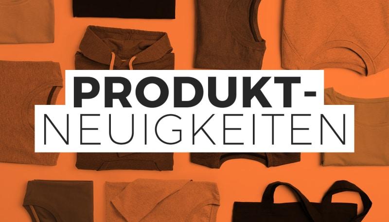 Produktneuigkeiten im Oktober 2018