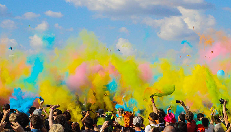 The Psychological Effects of Colors