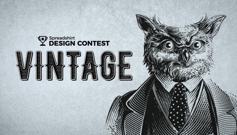 Design Contest: Vintage