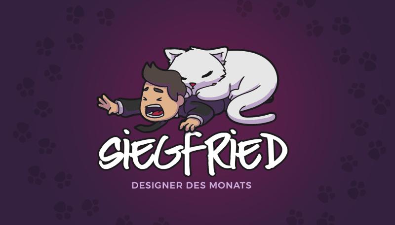 Designer des Monats: Siegfried