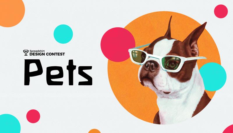 August's Design Contest: Pets