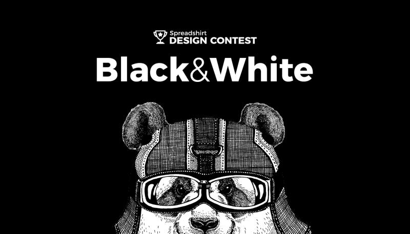 September's Design Contest: Black & White