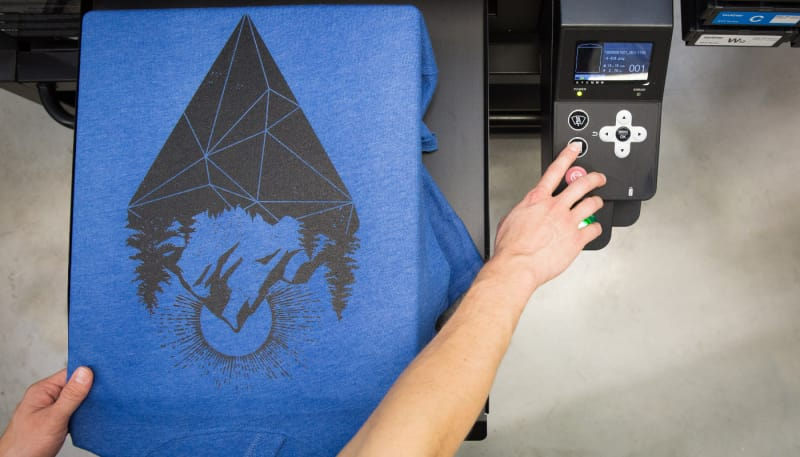 Digitaldruck & Druckbereiche: Was bedeutet das für mich?