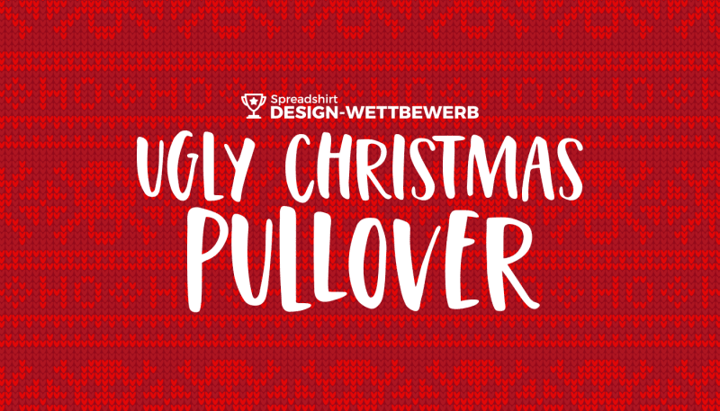 Design Contest Oktober: Ugly Christmas Pullover