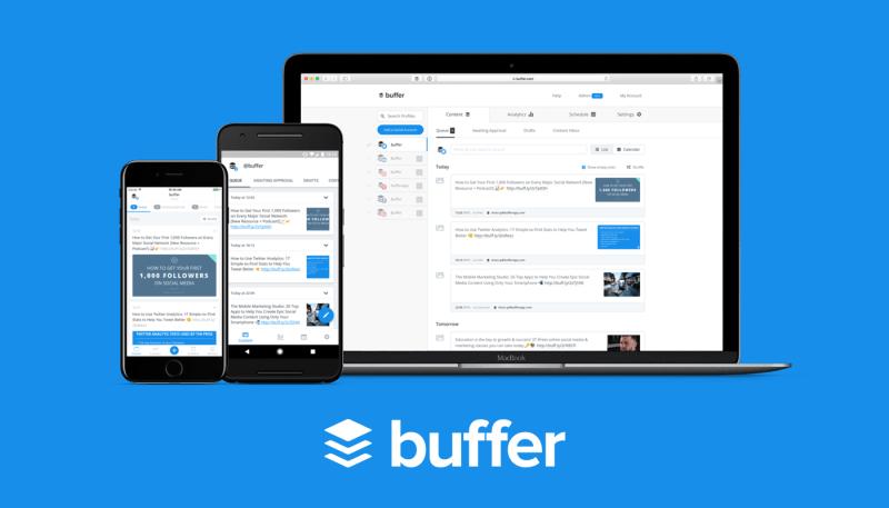 Spreadshop Tools: Buffer