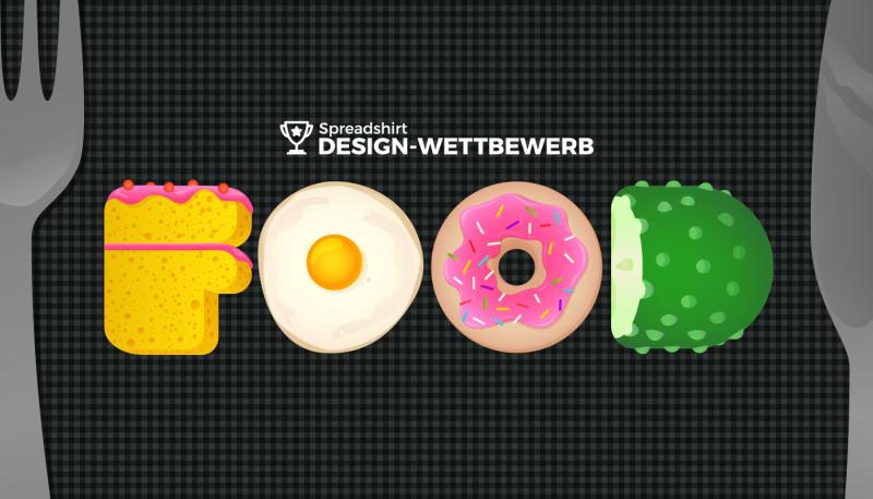 Design-Wettbewerb Dezember: Food
