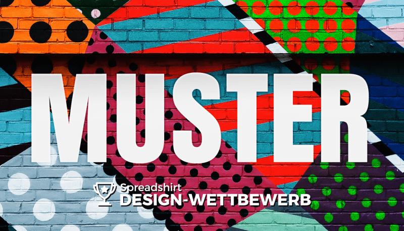 Design-Wettbewerb im Februar: Muster