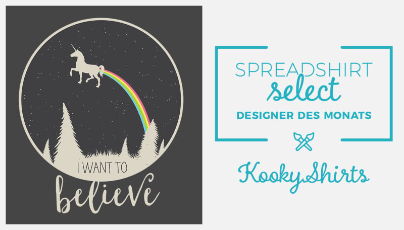 Spreadshirt-Select: Designer des Monats Mai