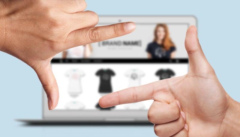 Image d'en-tête de votre boutique– Une question de taille