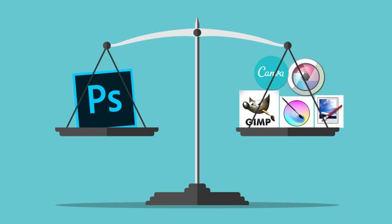 Top 5 Free Alternatives to Adobe Photoshop