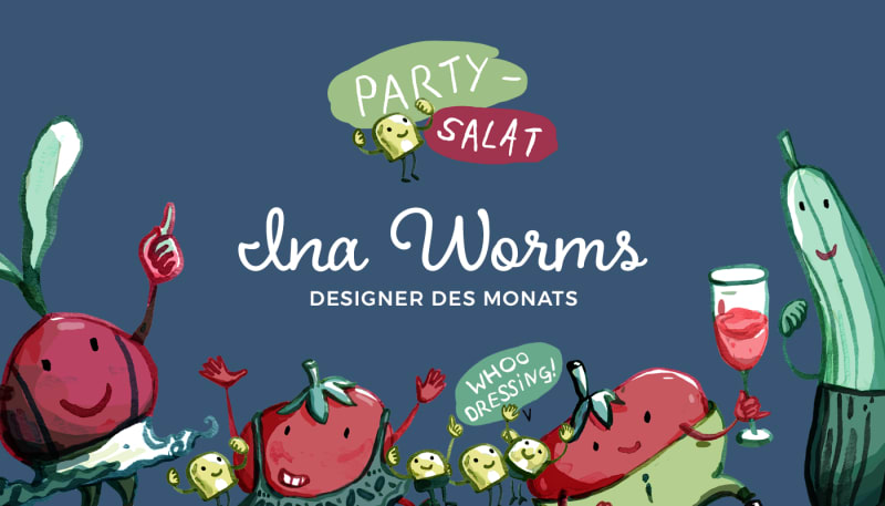 Designer des Monats: Ina Worms