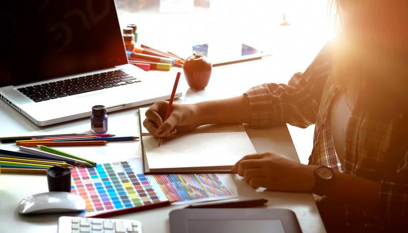 Design-Trends und Inspiration für Marktplatz-Designer