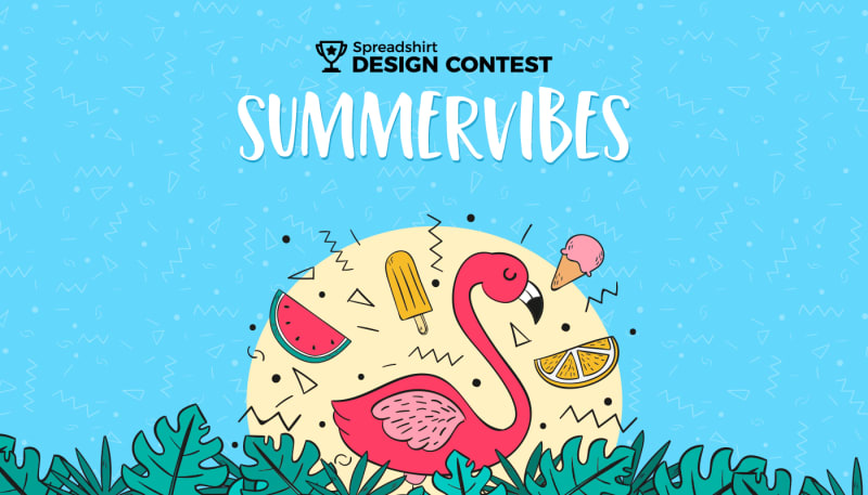 June's Design Competition: Summervibes