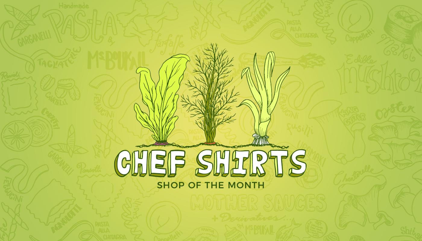 Shop des Monats: Chef Shirts - Das deutsche Spreadshirt-Blog