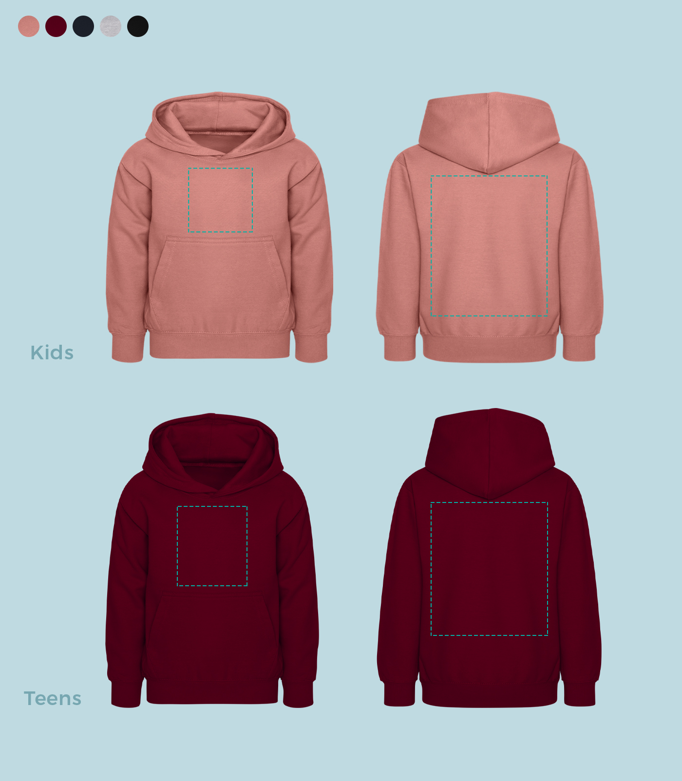 The Newest Hoodie for Kids & Teens