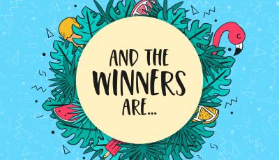 Summervibes Design Contest – The Winners