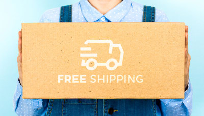 Free Shipping Test in the United States
