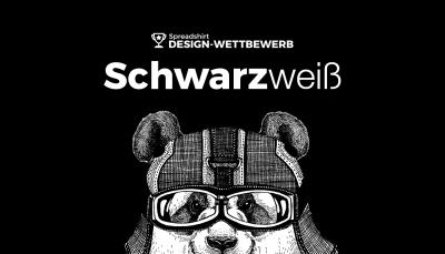 Der Design Contest im September: Schwarzweiß.