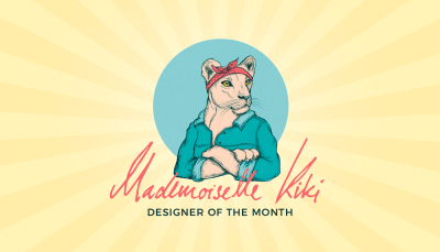 Designer of the Month: Mademoiselle Kiki