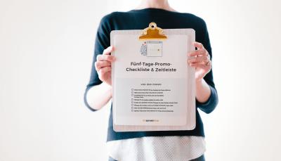 Der ultimative fünftägige Promo-Plan