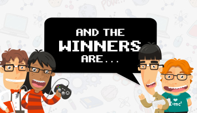Geeks Design Contest – The Winners
