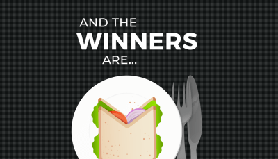 Food Design Contest – The Winners