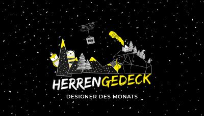 Designer des Monats: Herrengedeck