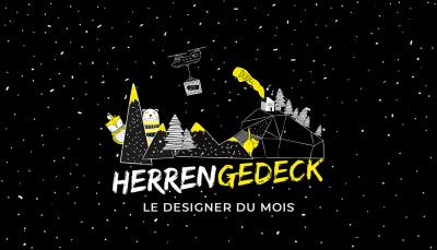 Le designer du mois : Herrengedeck