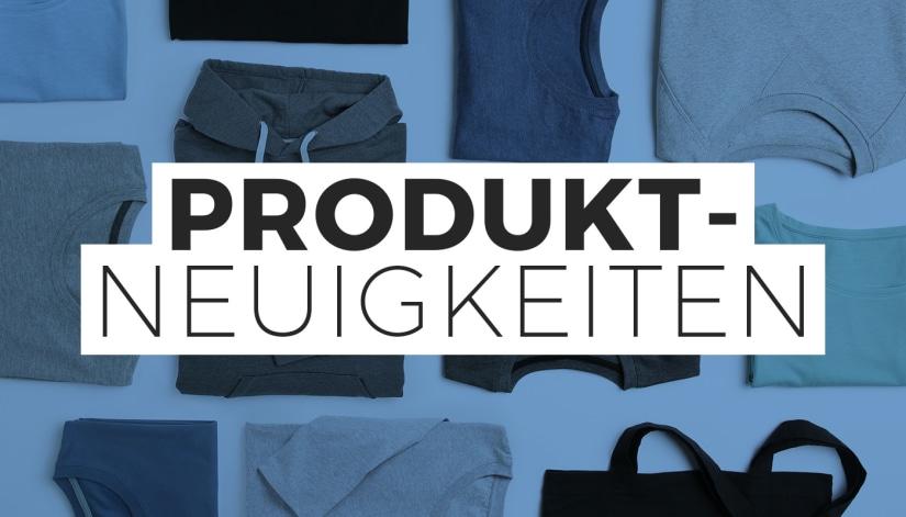 Produktneuigkeiten für Januar 2019