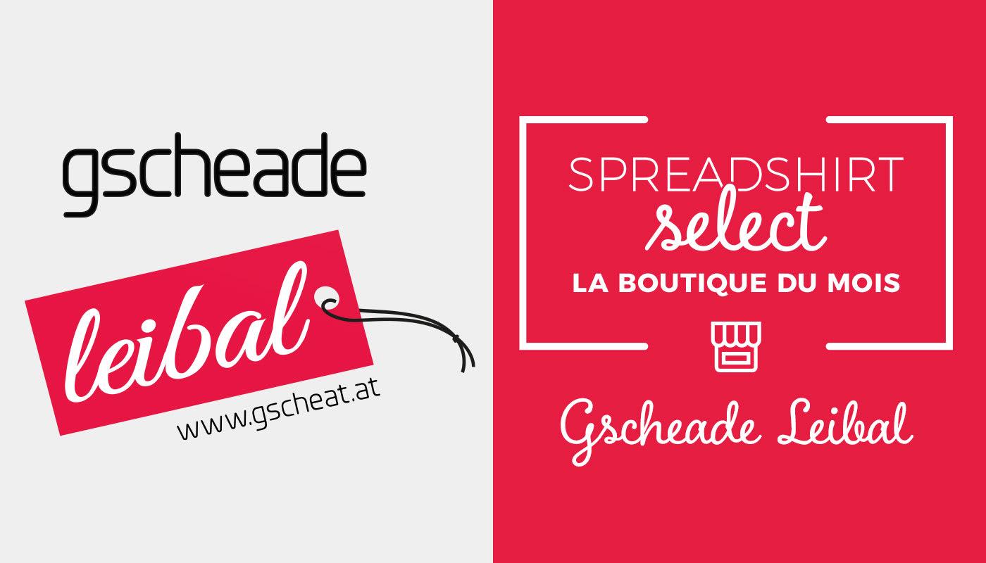 La boutique du mois: Gscheade Leibal