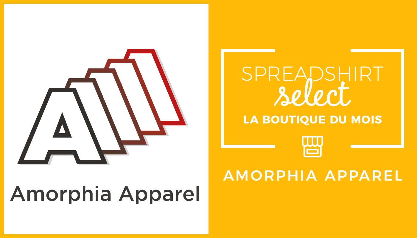 La boutique du mois: Amorphia Apparel