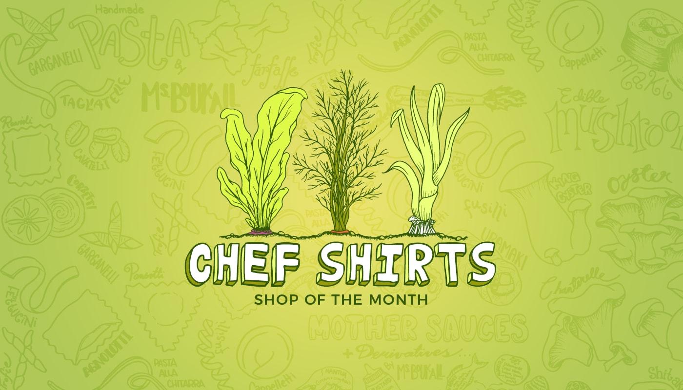 Shop des Monats: Chef Shirts