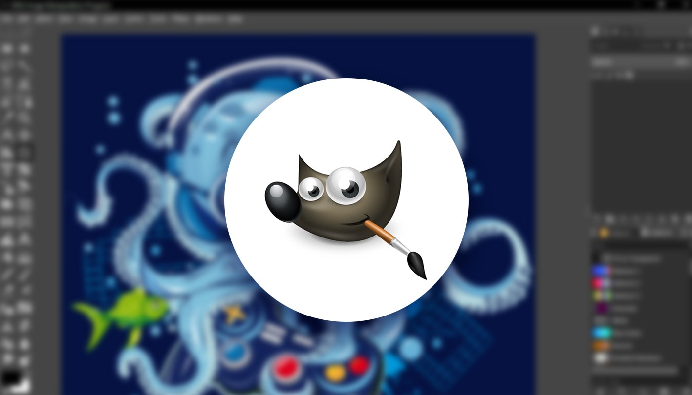 Spreadshop Tools: GIMP