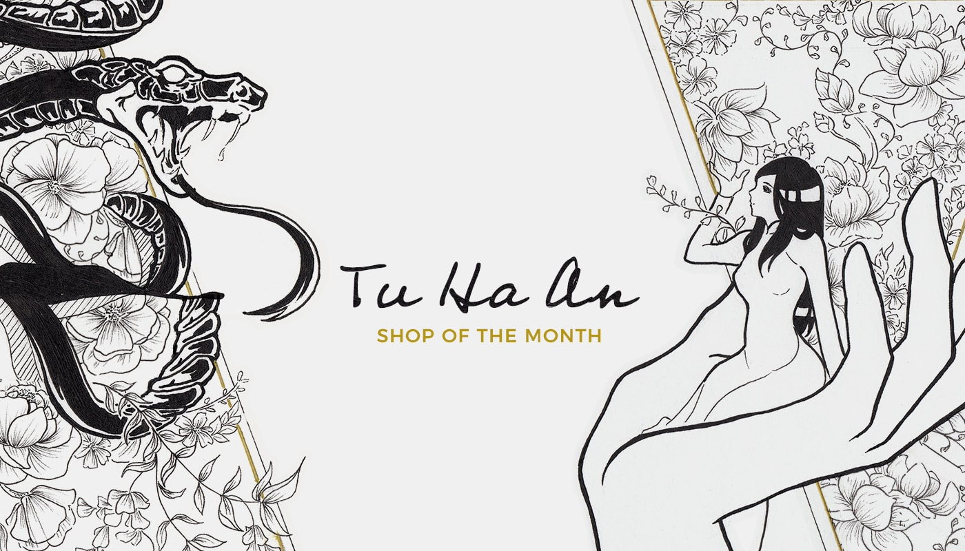 Shop of the Month – Tu Ha An