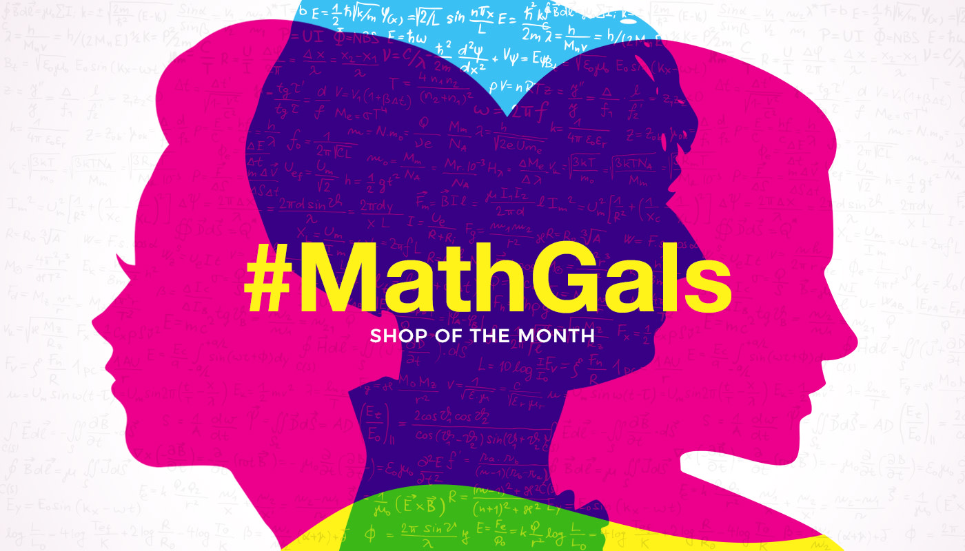 Shop of the Month June 2019 – MathGals