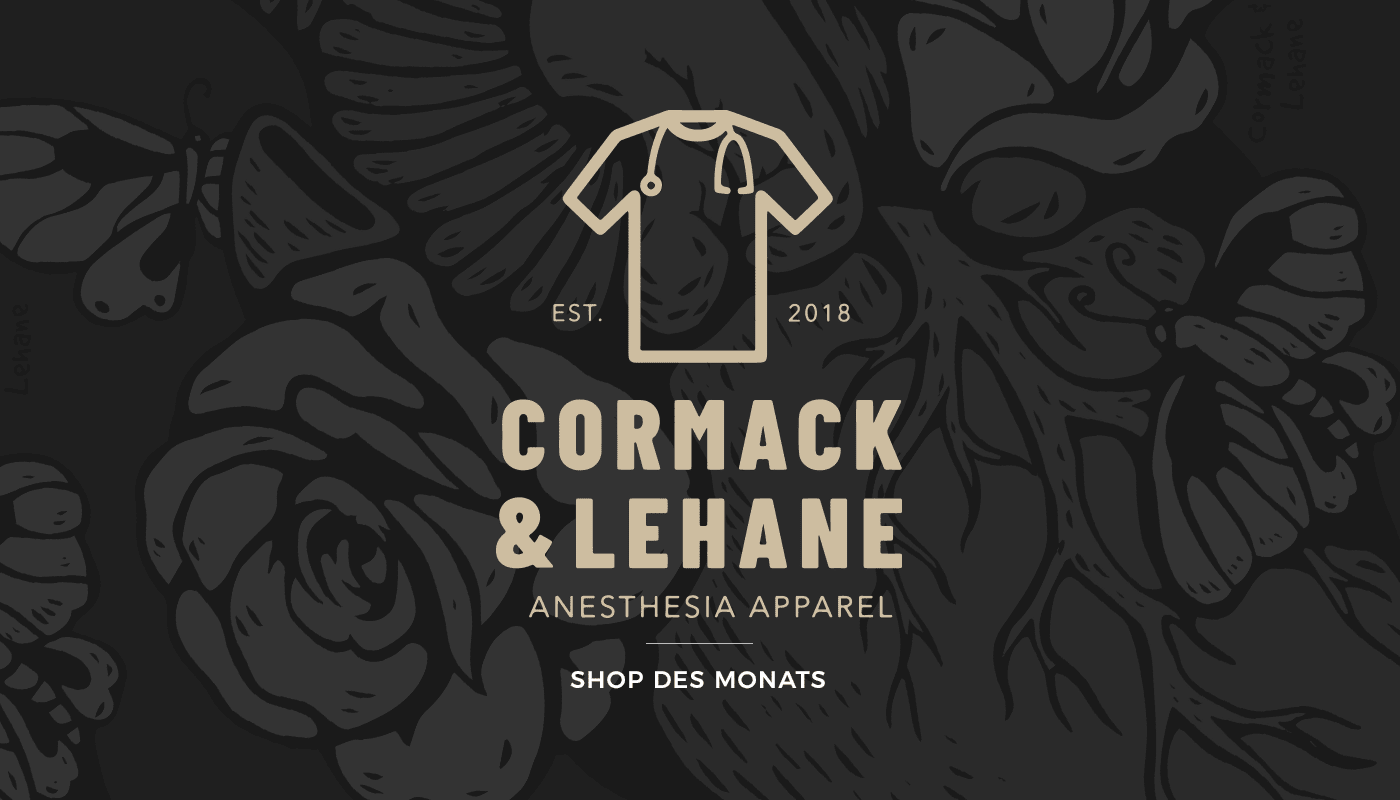 Shop des Monats: Cormack & Lehane