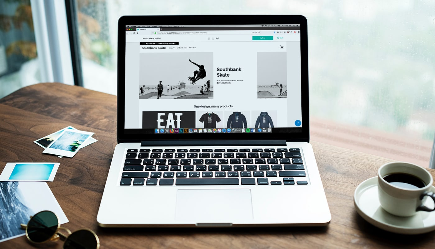 Your Shop, Your Style: Customize your Shop Theme