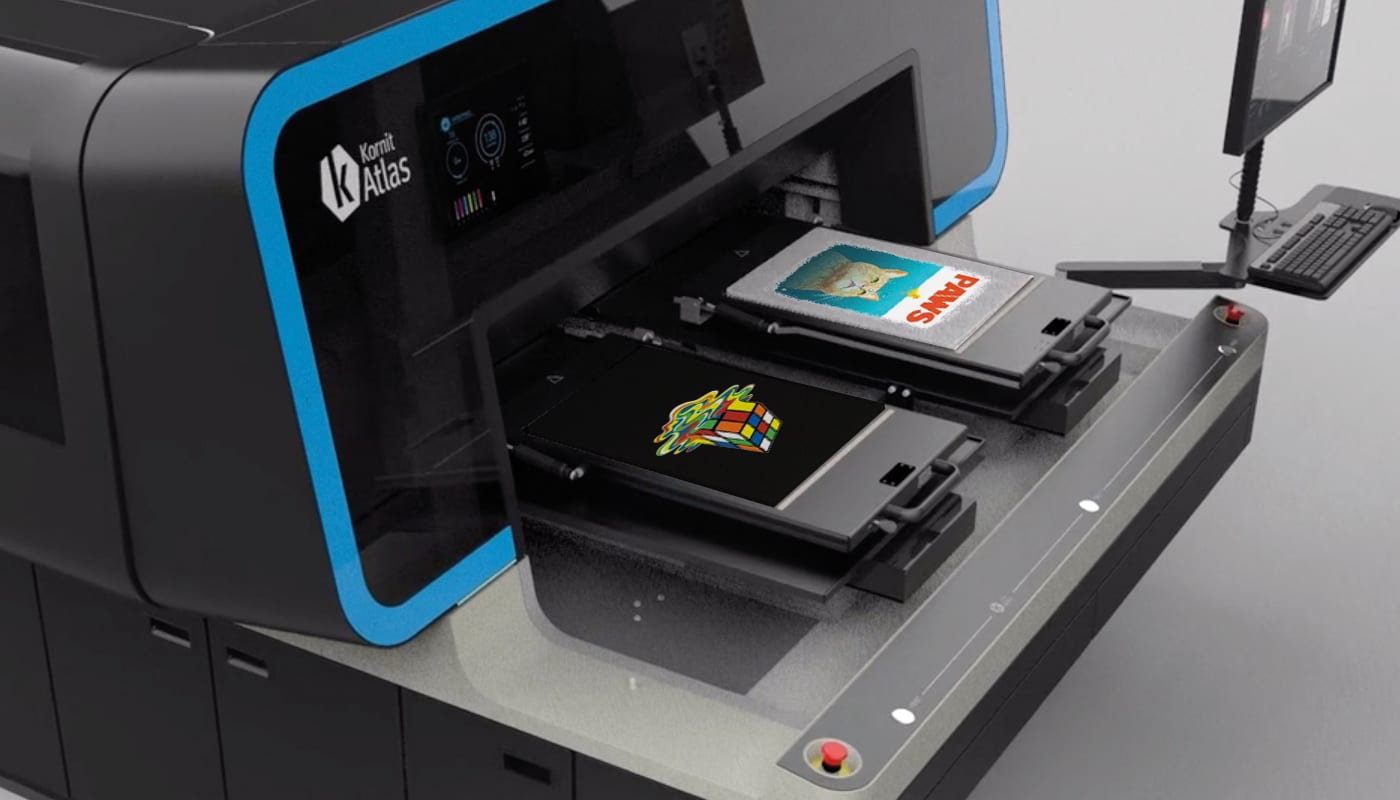 Better, Faster Printing for Your Shop