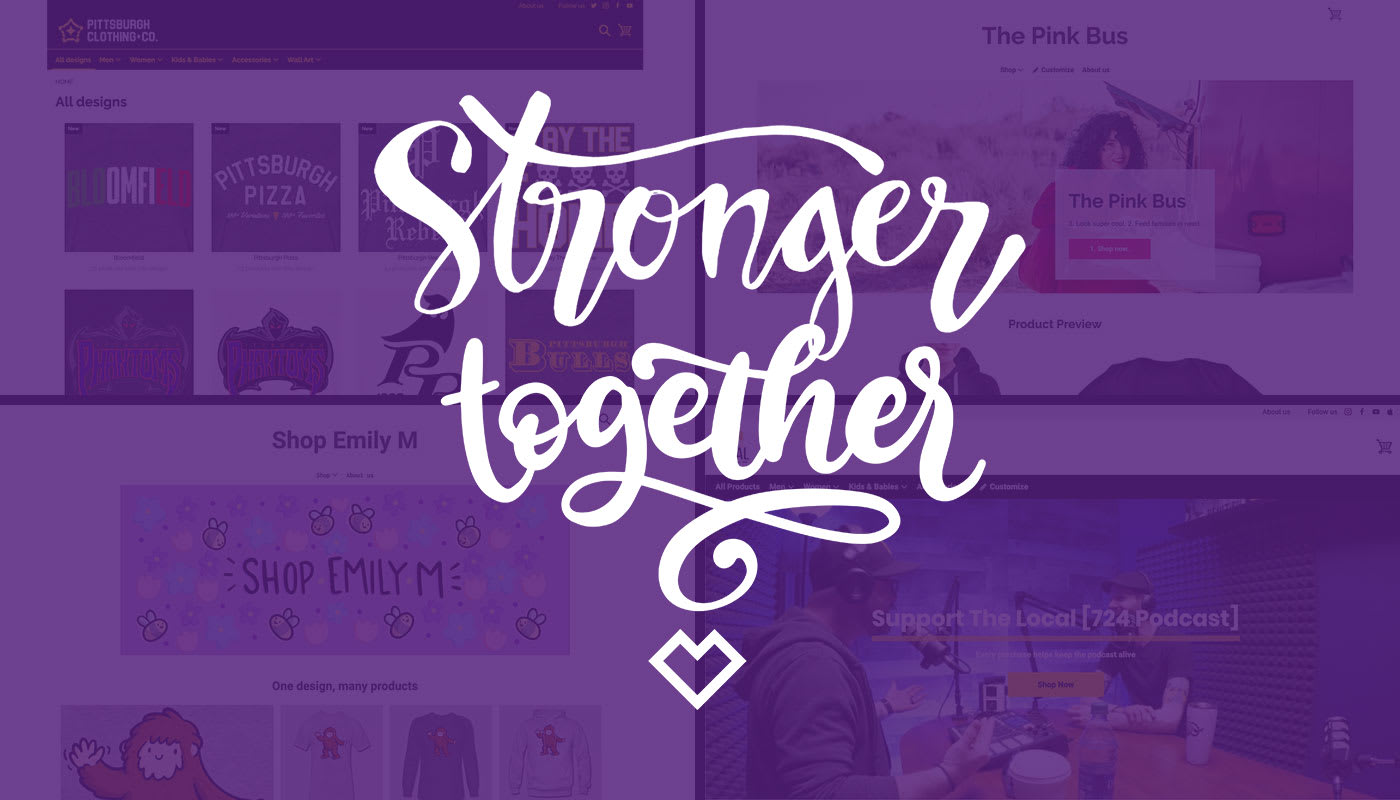 Introducing: The Stronger Together Project