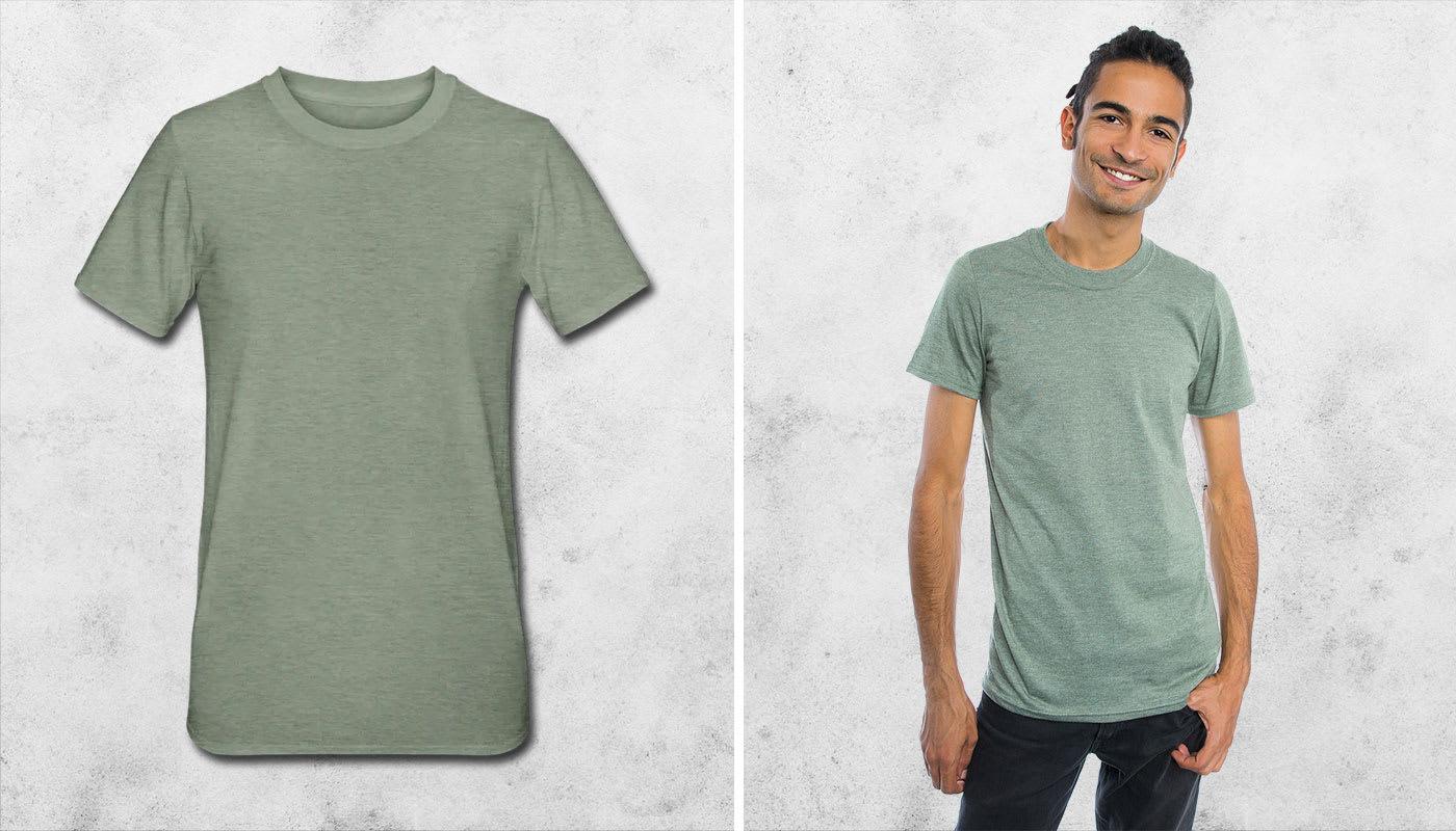 NEW: Unisex Polycotton T-Shirt (Europe)