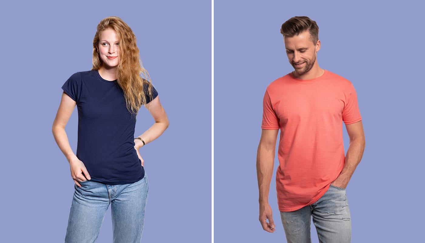 New Basic T-Shirt Manufacturer (Europe)