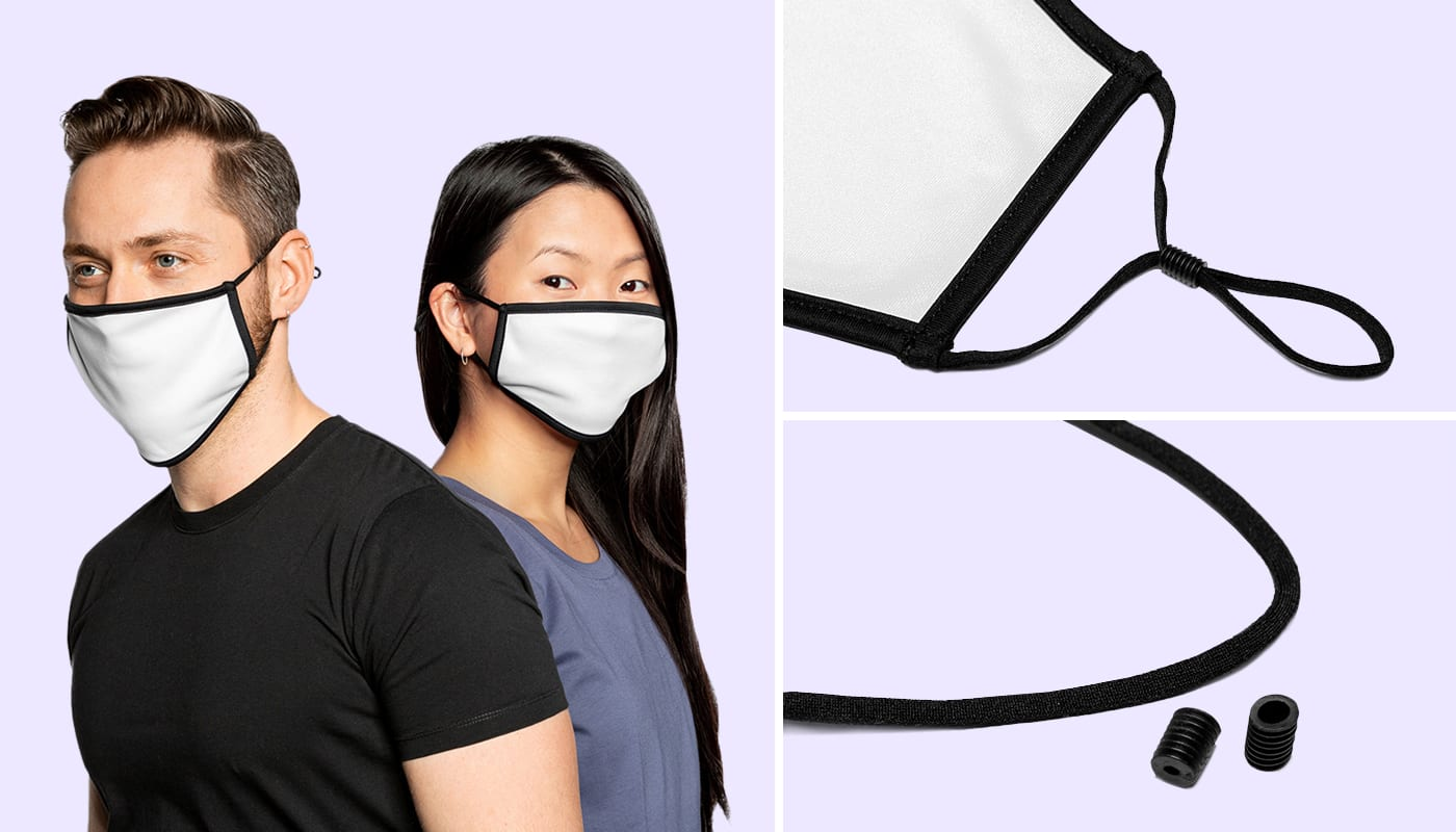 New: Thermosublimation Mask (Europe)