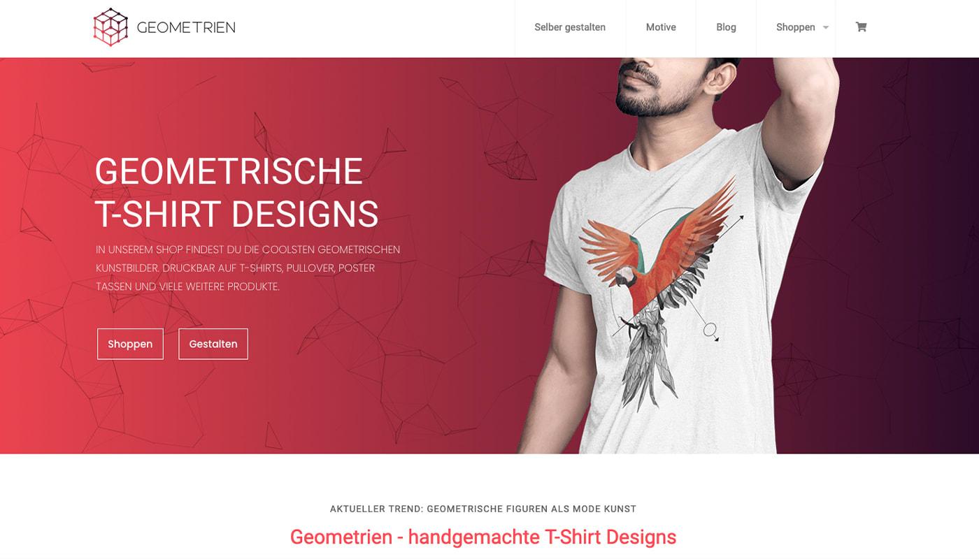 SEO Optimization for Shop Owners #2: Felix from Geometrien