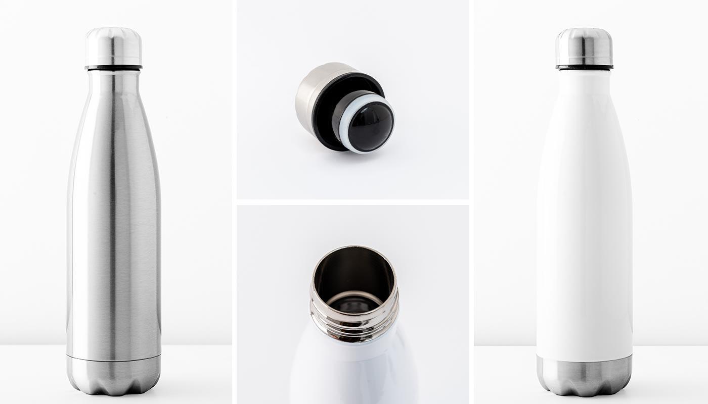 Neu: Isolierflasche aus Edelstahl