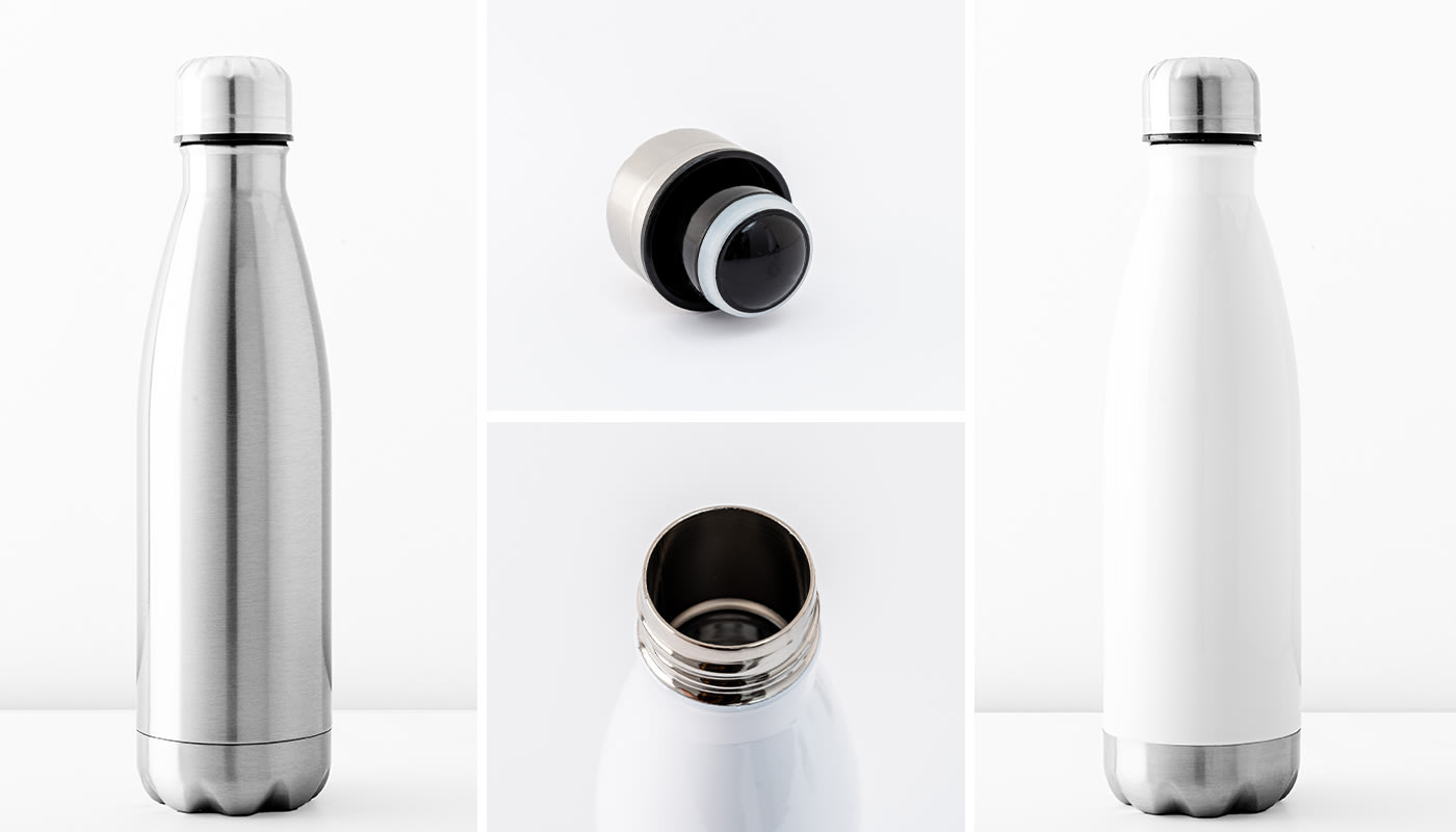 New: Insulated Water Bottle (Europe)
