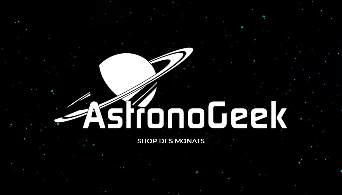 Shop des Monats: ein astronomischer AstronoGeek