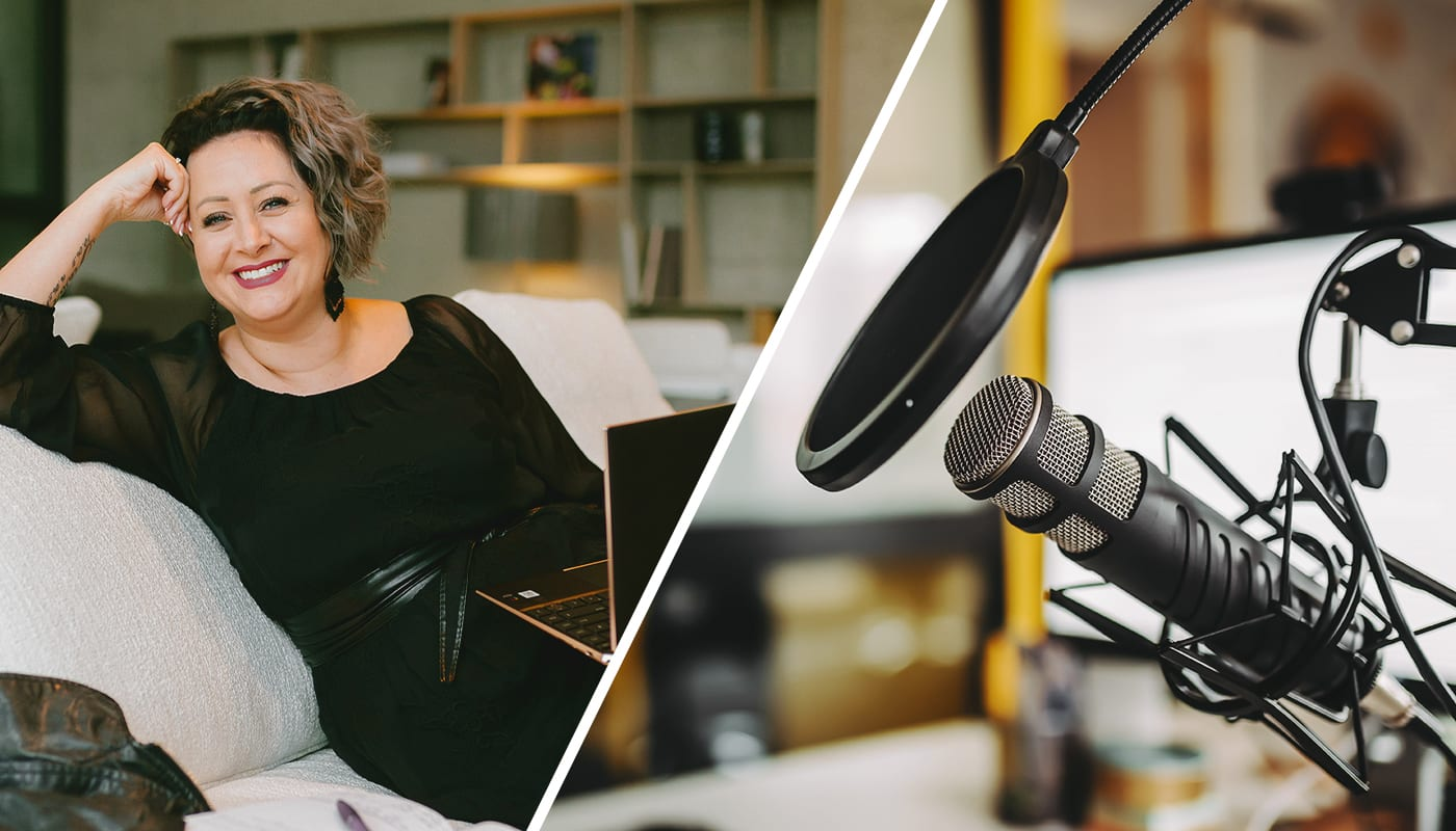 Podcasts & Spreadshop: How Jasmin Volck Manifests Merch