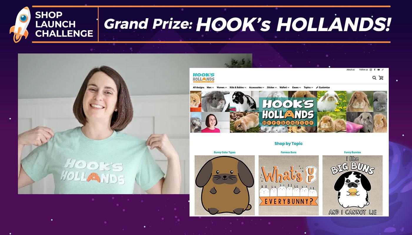 Grand Prize Hook's Hollands