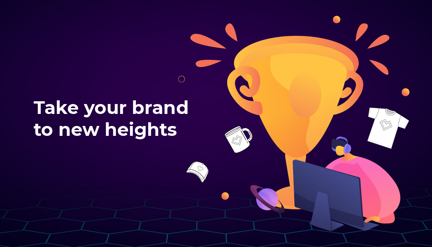 Take Your Brand to New Heights